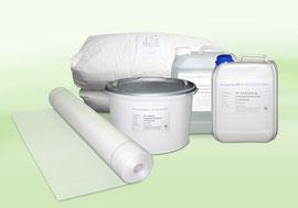 Calciumsilikatplatten und Klimaplatten Zubehör
