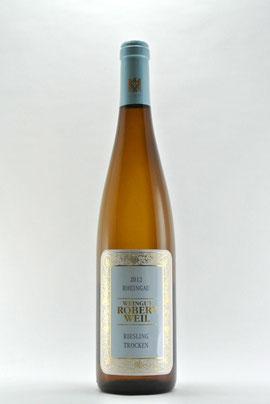 Weingut Robert Weil - Der trockene Riesling von 2012