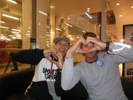 Me & Bjoern
