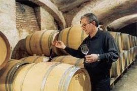 Elio Altare et ses bariques françaises
