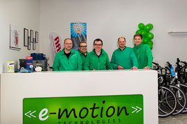 e-Bike Leasing in Hannover bei e-motion