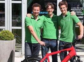 e-motion e-Bike Experten suchen Verstärkung