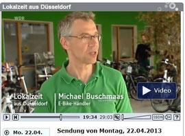 e-motion Technologies im WDR Fernsehen