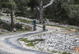 Akku Reichweite mit dem e-Bike