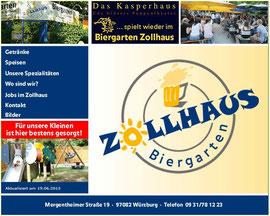 Zollhaus Würzburg e-Bike Event