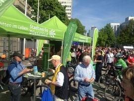 e-motion e-Bike Welt bei der ADFC Sternfahrt