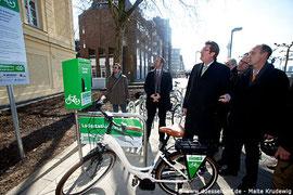 e-Bike Tankstelle Düsseldorf