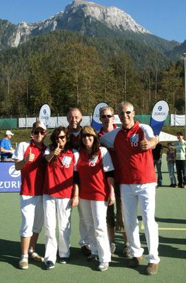 Die Butterflies haben bei der Segway Polo EM 2011 in Berchtesgaden den 8. Platz erreicht. Bei der WM 2012 in Schweden werden die Karten neu gemischt.
