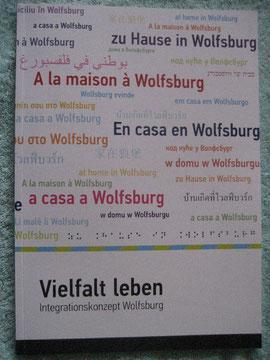 Die Broschüre der Stadt Wolfsburg zum Integrationskonzept