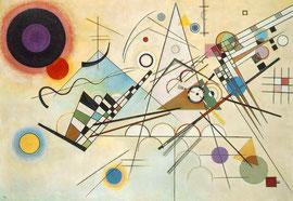 V. Kandinskij, Composizione