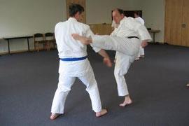 Karate, Meditation ...