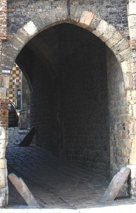 La porte de Nevers à Saint-Valery-sur-Somme