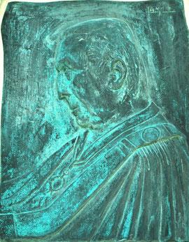 Portrait de Luc Dubar