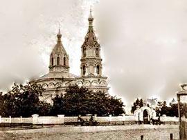 Свято-Николаевская церковь 1882 года