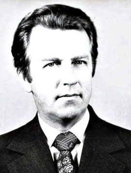 Василий Филиппович Мазуренко