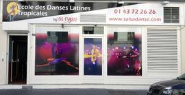 ecole de danse latine tropicale