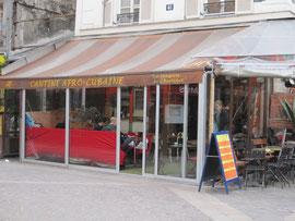 Le jip's café Paris