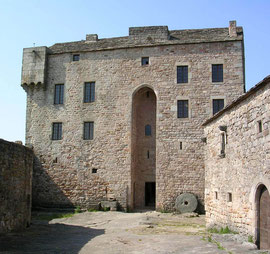 chateau de montaigut, Gissac