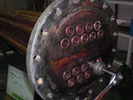 熱交換器修理