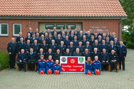Jubiläumsfoto von 2010
