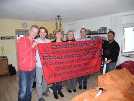 Vorstand Hamara Bandhan & Ein Zehntel Stiftung