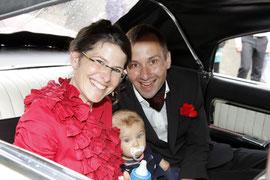 Hochzeitspaar Susanne & Stephan