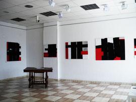 """""""Gates"""" de Rodrigo Martín en la Galería ArteA2"""