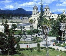 Plaza de Cajamarca