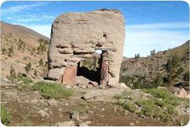 Camino Inca y Chullpas de Palca