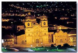 Iglesia de Cuzco