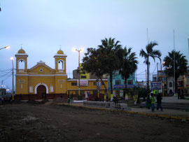 Plaza de Barranca