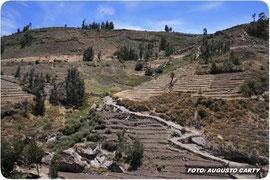 Camino Inca Tarata - Santa María