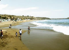 Playa Totoritas