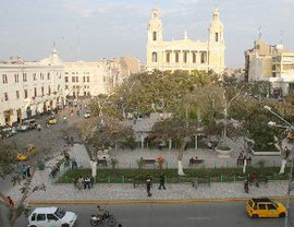 Plaza de Chiclayo