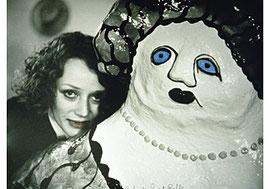 Niki de Saint Phalle (Catherine Marie-Agnès Fal de Saint Phalle)