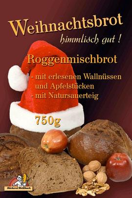 Bäckerei Weißbach's Weihnachtsbrot