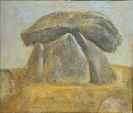 Chun Quoit in Cornwall, 2004