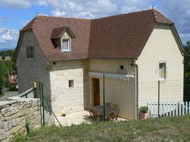 façade est de la location