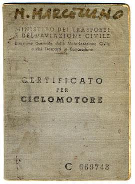 Libretto original de Segunda Serie
