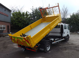 Dropside Tippers, Tipper Bodies, Tipper pictures