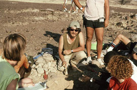 1986年:クービ・フォラ遺跡
