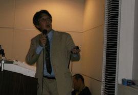 2011年:第65回日本人類学会にて
