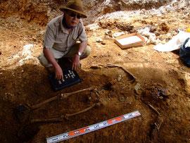 2012年:北マリアナ諸島サイパン島遺骨収集