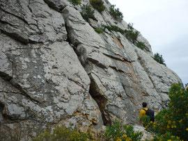 Klettergebiet San Bartolo, Sektor El Cancho