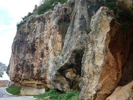 Klettergebiet Mijas, Sektor La Curva