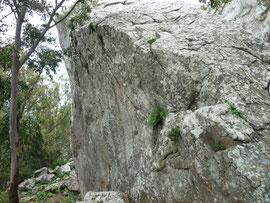 Klettergebiet San Bartolo, Sektor Mariano
