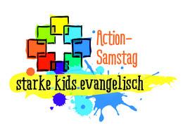 Logo des Action Samstag