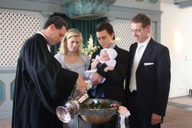 Warum Taufen Evangelisch