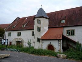 Schloß Ravenstein in Merchingen