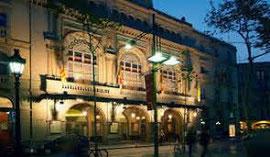 Gran Teatre del Liceu, Barcelone